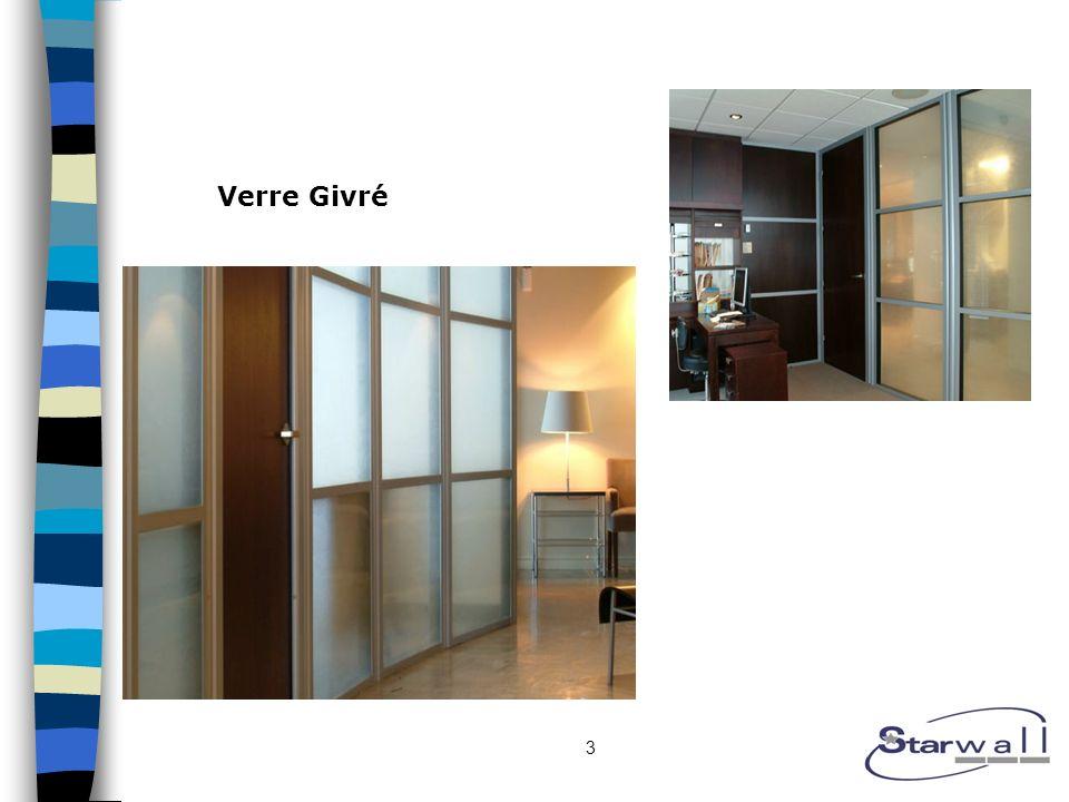 4 Double portes: verre et bois
