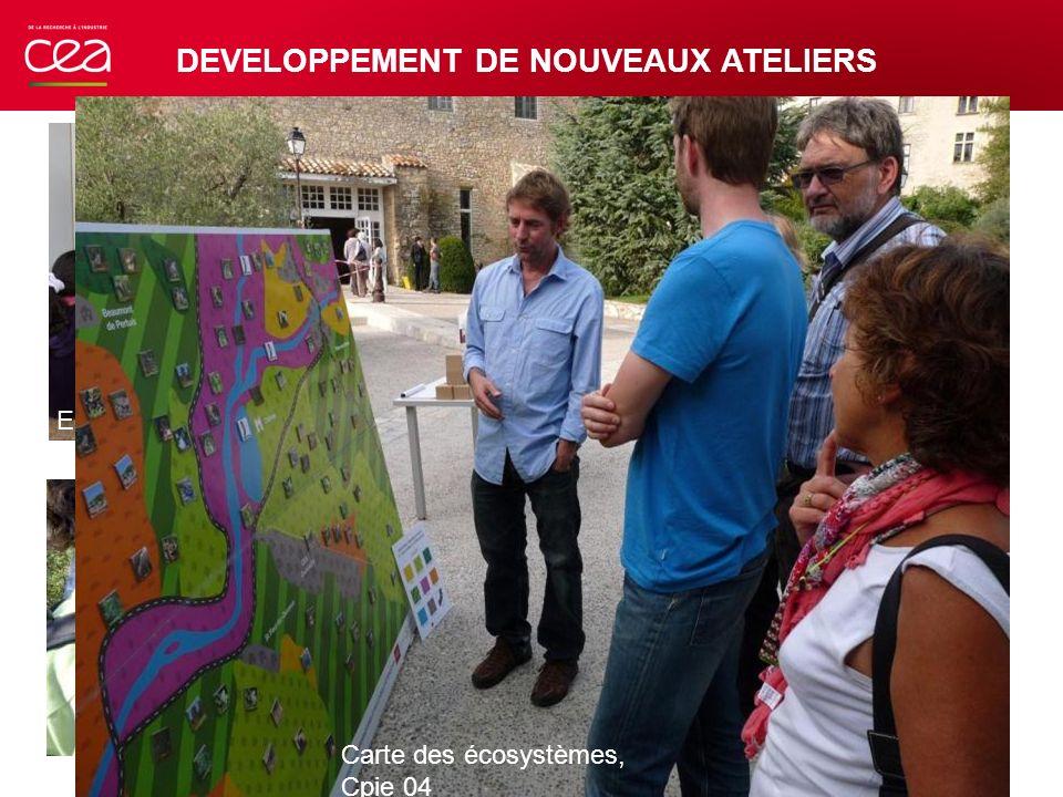 DEVELOPPEMENT DE NOUVEAUX ATELIERS 26 AVRIL 2014 | PAGE 4 Ecole primaire dAix Commission locale dinformation ITER Journée portes ouvertes, 6.10.2012 C