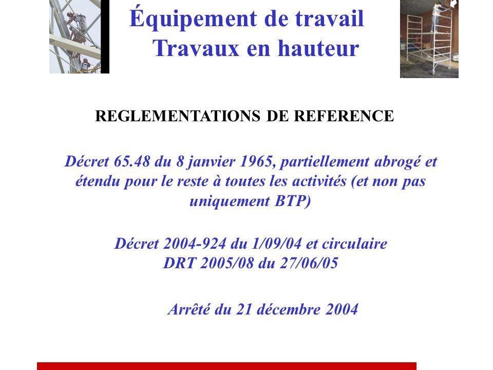 MISE EN SECURITE Code de la construction et de l habitation L.2003-590 du 2/07/2003 D.2004-964 du 9/09/04 Obligation pour tout propriétaire dascenseur