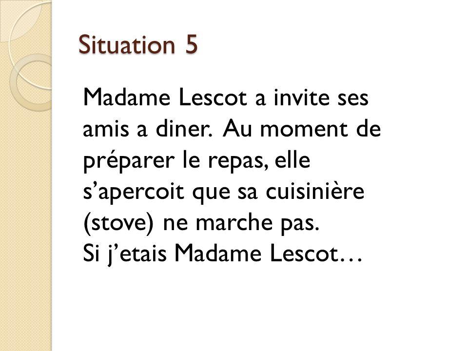 Situation 6 Monsieur Rimbaud voyage souvent en avion.