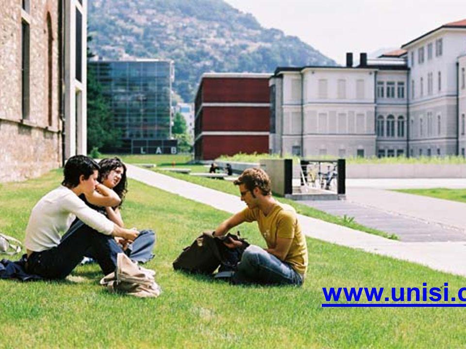 Università della Svizzera italiana AA 04.11.2004 www.unisi.ch