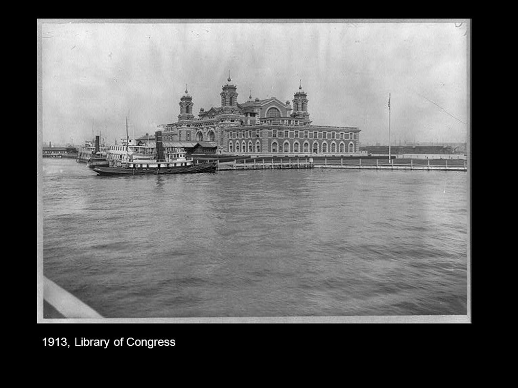 1913, Library of Congress
