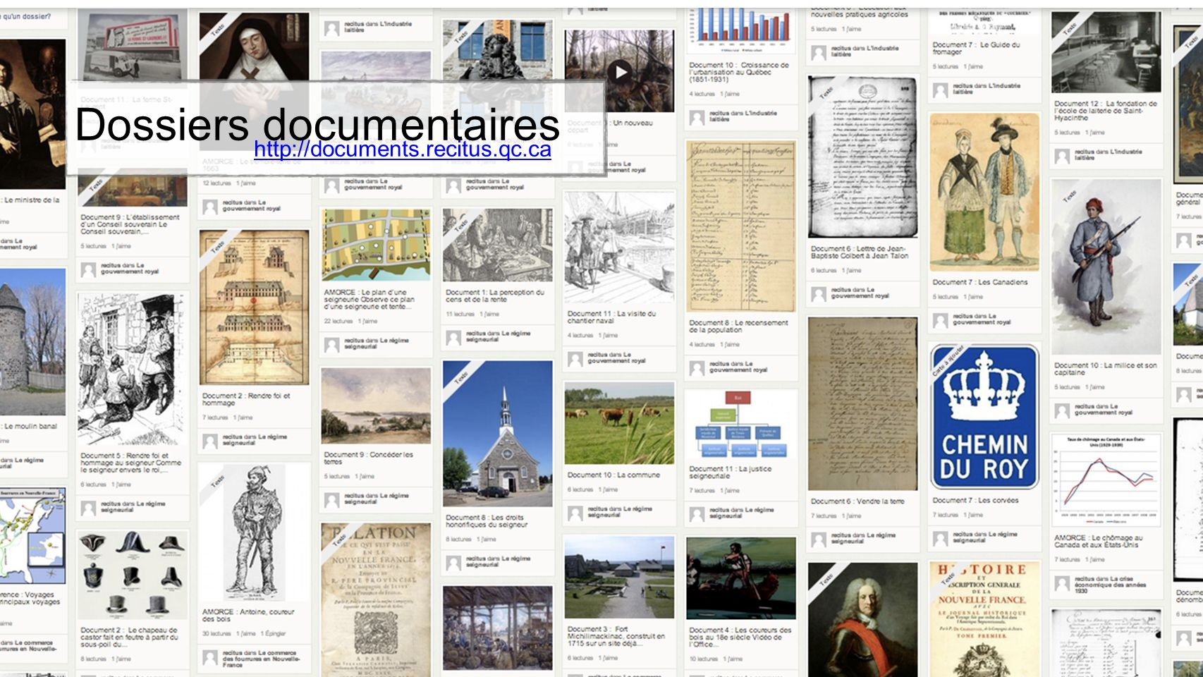 Déroulement de la présentation Besoins en 3e et 4e secondaire Quest-ce quun dossier documentaire.