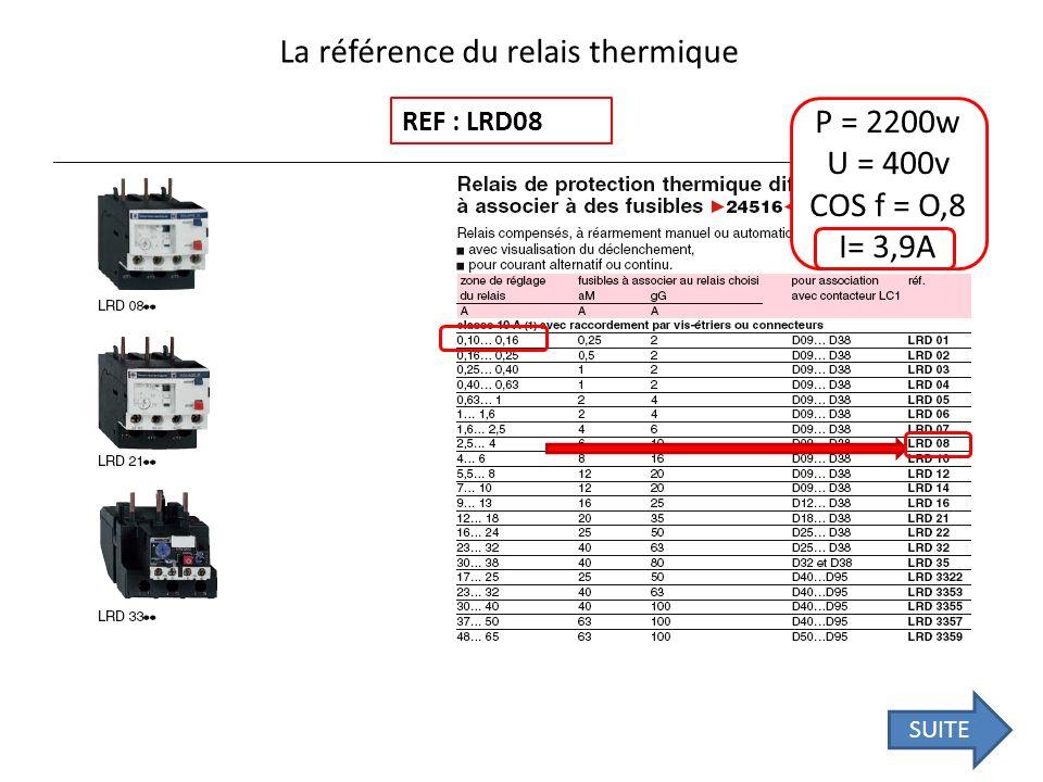En sachant que le(s) porte(s) fusible(s) du primaire porte la référence DF8 2 Donner la référence du ou des fusibles à utiliser.