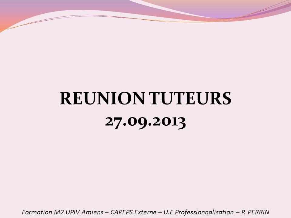 CADRE DINTERVENTION I.LES EPREUVES DU CONCOURS II.