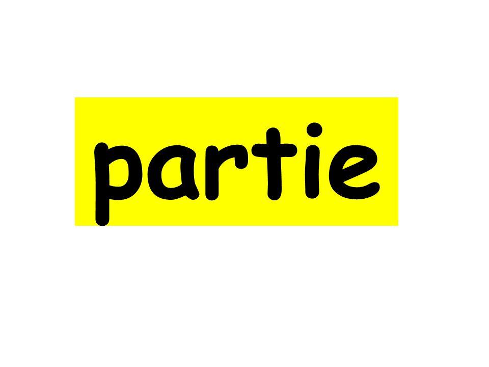 partie