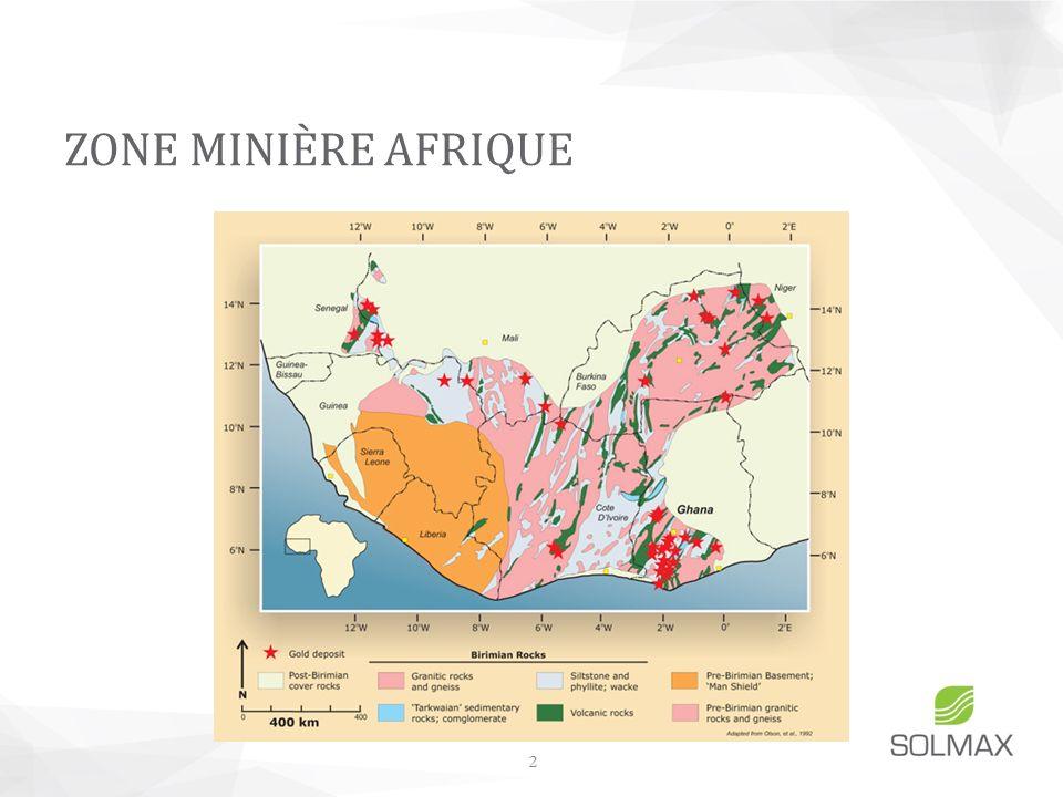ZONE MINIÈRE AFRIQUE 2