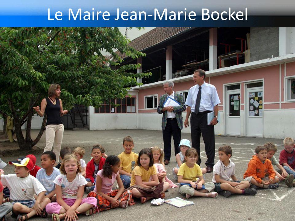 Le Maire Jean-Marie Bockel
