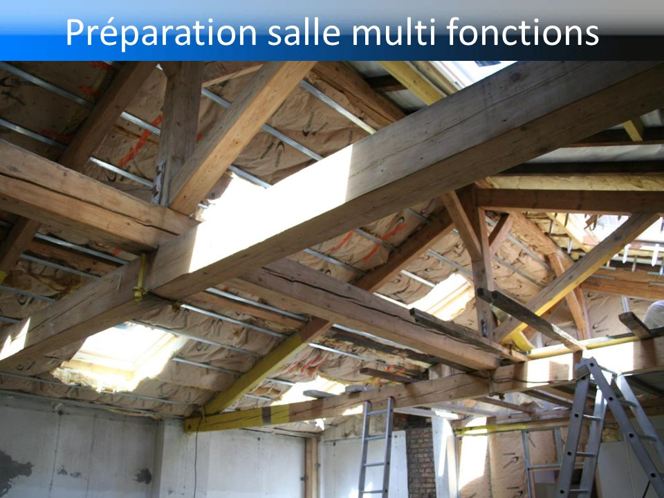 Salle multi fonctions