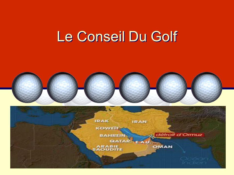 Le Conseil Du Golf