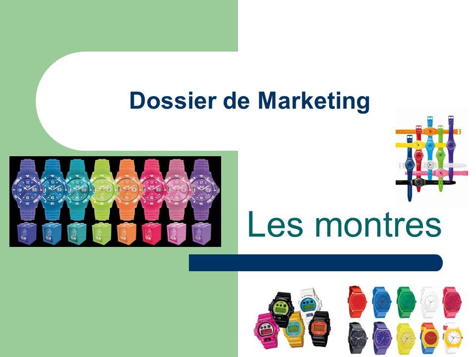 FOSSIL Positionnement: La marque Fossil se positionne aujourdhui parmi les références sur le marché des montres et des accessoires de mode pour hommes et femmes.
