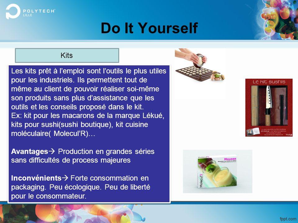 Kits Les kits prêt à lemploi sont loutils le plus utiles pour les industriels. Ils permettent tout de même au client de pouvoir réaliser soi-même son