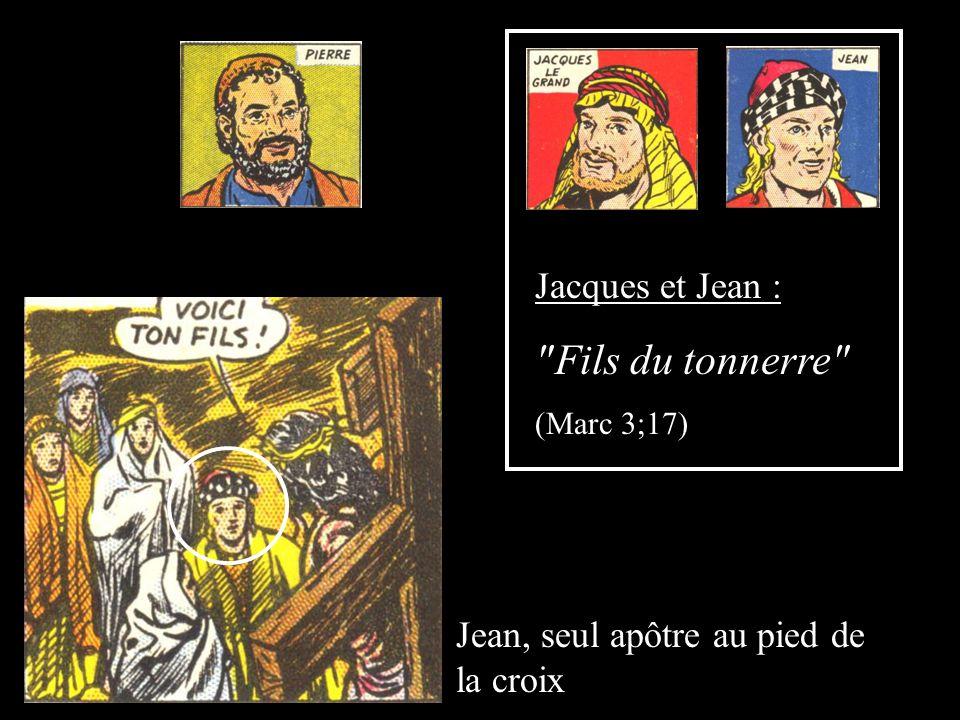 Jacques et Jean :