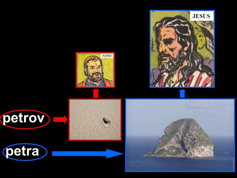 petrov petra JESUS