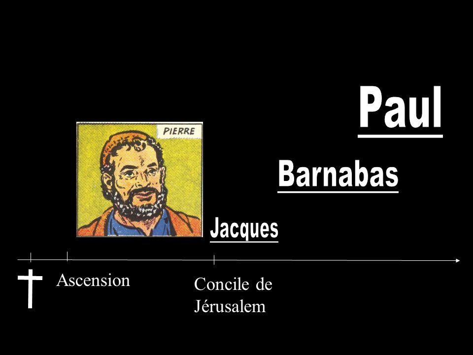 Concile de Jérusalem Ascension