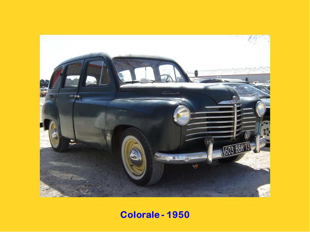 4 cv - 1947