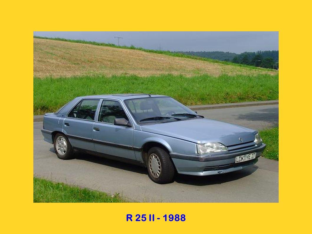 R 19 3 portes - 1989 R 19 5 portes - 1988 R 19 cab. - 1990