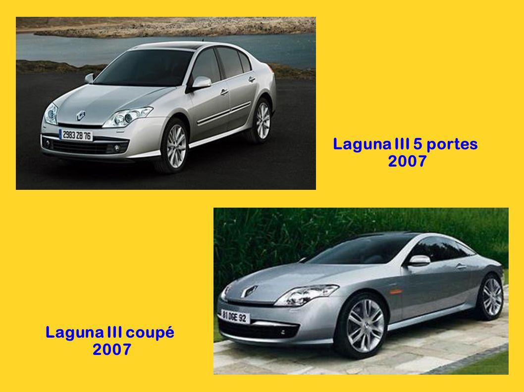 Clio III 3 portes - 2005 Clio III 5 portes - 2005