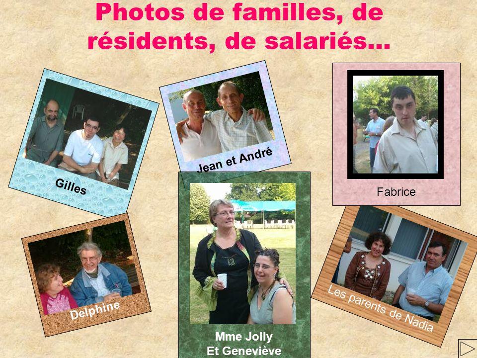 Photos de familles François N i c o l a s Francine