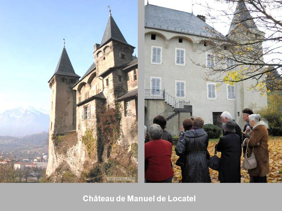 Château de Manuel de Locatel