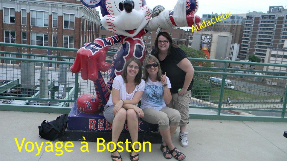 Voyage à Boston Audacieux