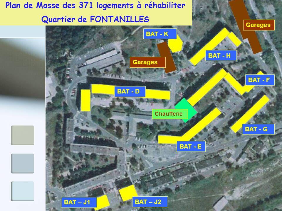 1 2 3 4 La démarche Développée est constituée de 4 Volets qui sont déclinés dans le cadre de la réhabilitation des 371 logements de FONTANILLES.