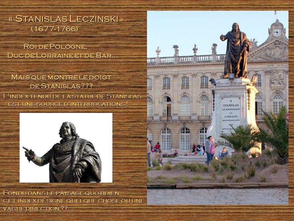 Cité aux mille et une richesses et Aux Portes dOr , Nancy est aussi une ville verte avec le « Parc de la Pépinière » Véritable poumon de la ville sur plus de 20 hectares Créé par Stanislas en 1765 et Aménagé en 1835 Le kiosque à musique…