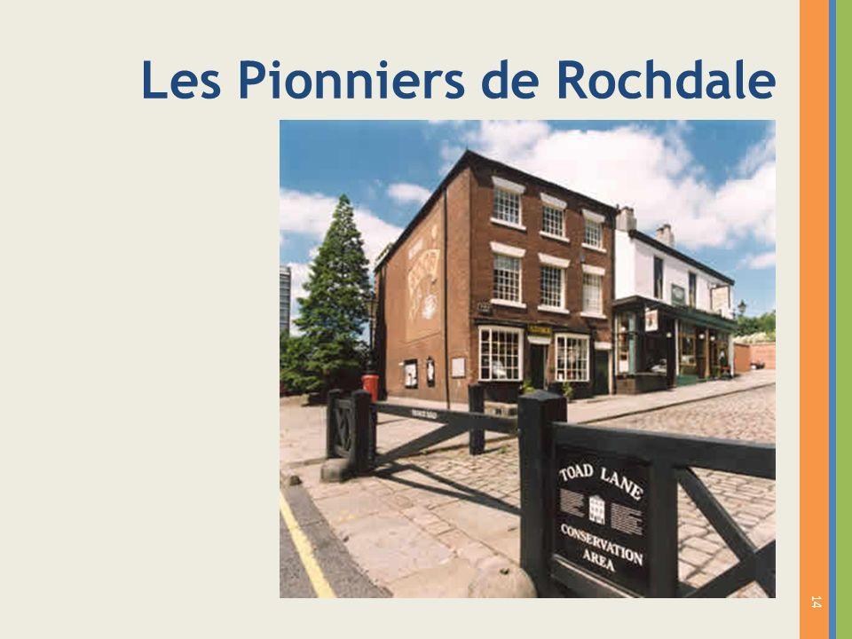 14 Les Pionniers de Rochdale