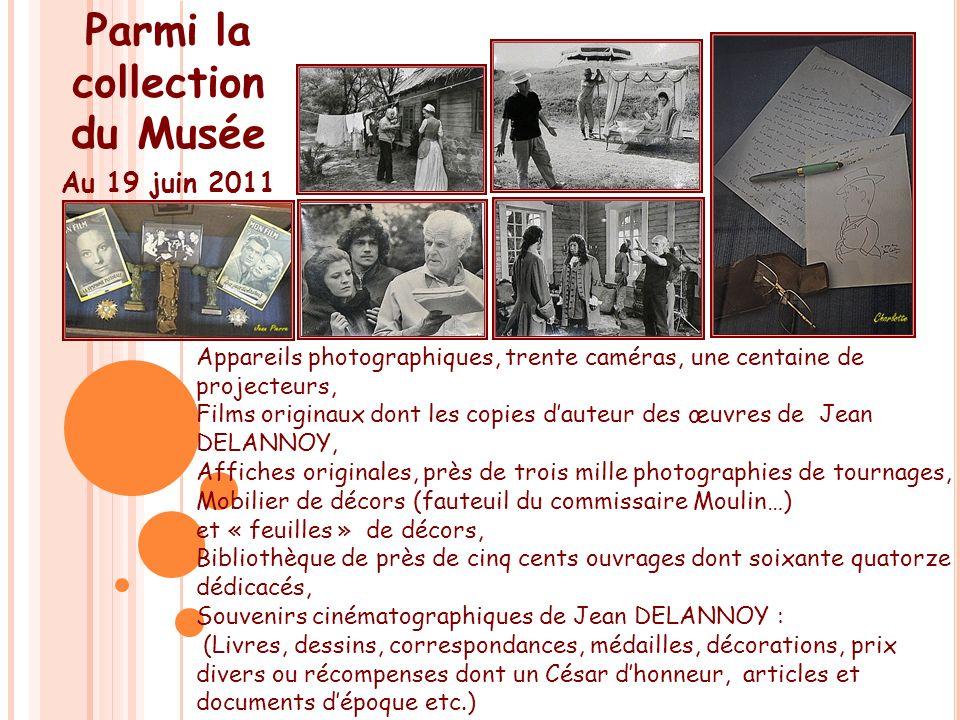 Idée dorganisation des volumes du Musée