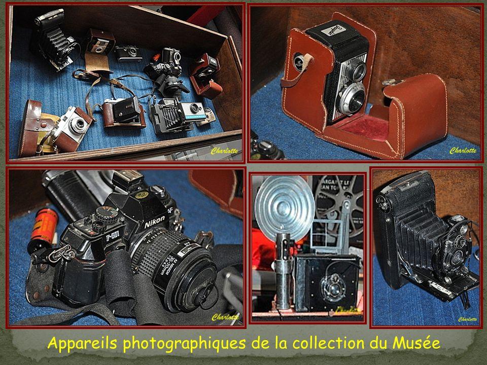 Quelques pièces de la collection du Musée