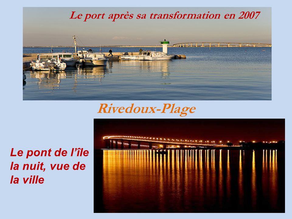 Rivedoux-Plage, plages de sable, petites dunes