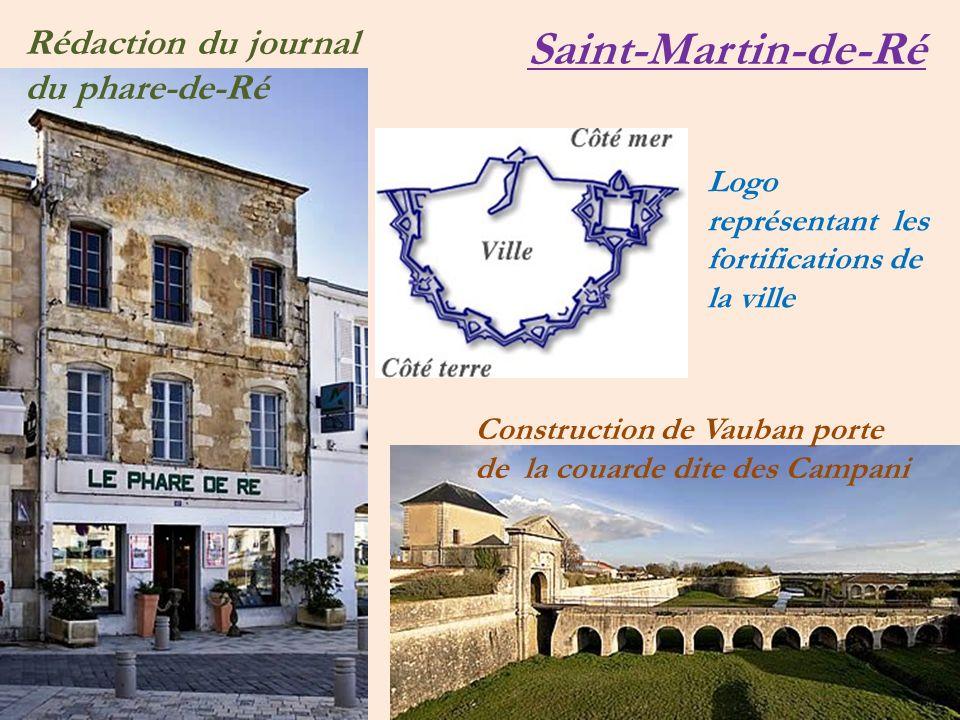 Saint-Martin-de-Ré plaque commémorative de Jean de Saint Bonnet de Toiras 1585-1636