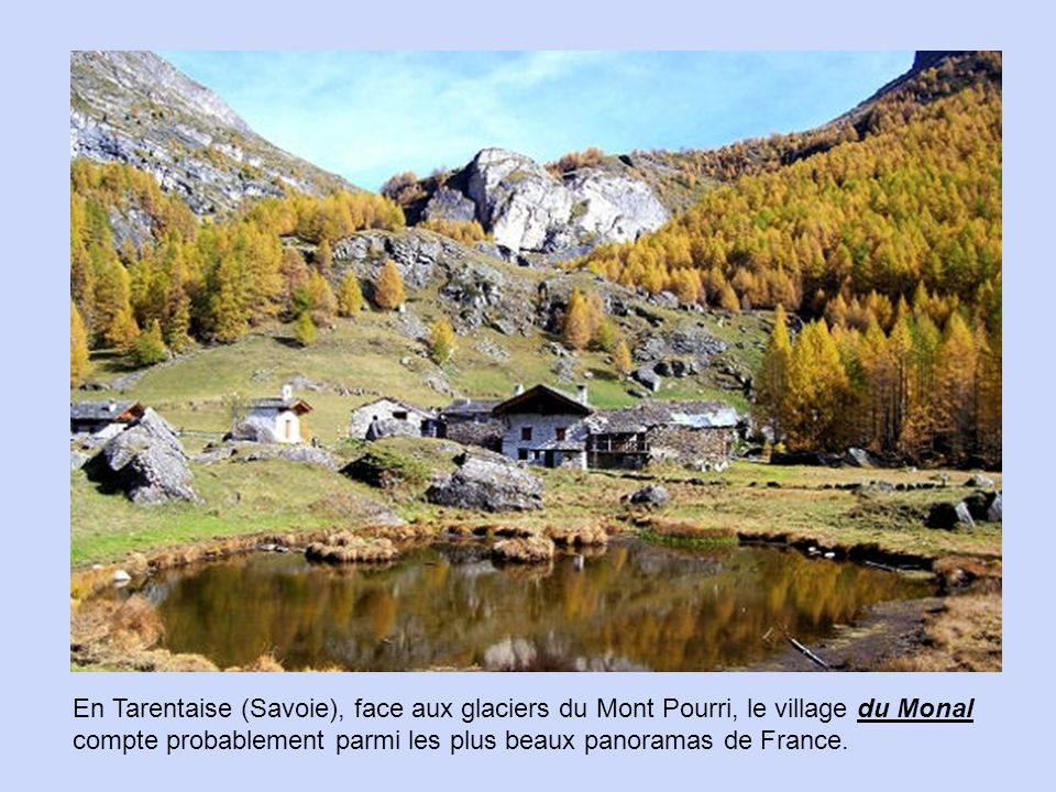 Peisey-Nancroix En Savoie, Peisey-Nancroix regroupe différents hameaux. Sa station offre un accès direct aux 420 kilomètres de pistes.