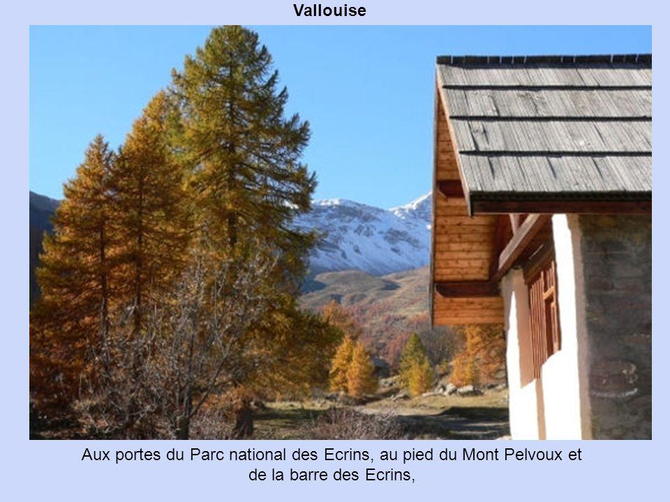 Seyne-les-Alpes, classé