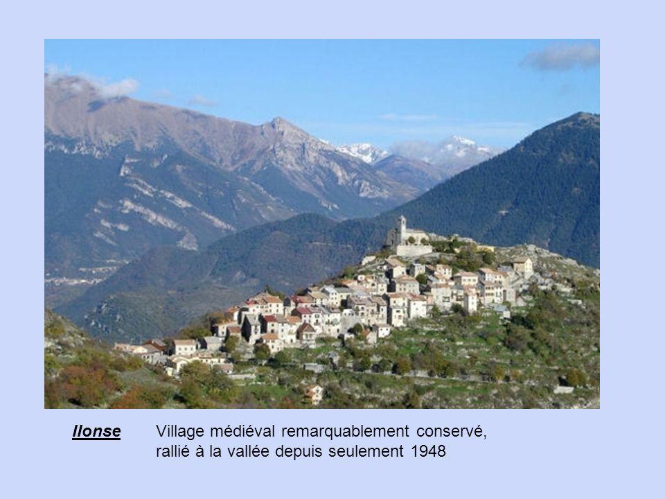 Le très beau village de Cordon, en Haute-Savoie, est surnommé