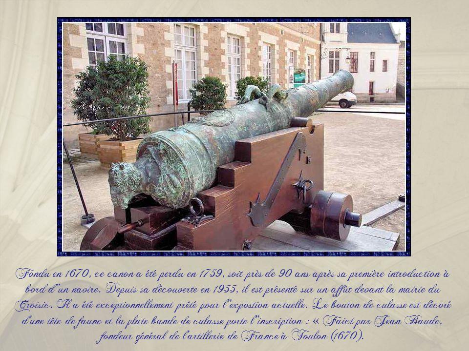 La fonction militaire du château est relancée en 1784 quand le roi Louis XVI approuve le projet de le transformer en arsenal pour la défense du littor
