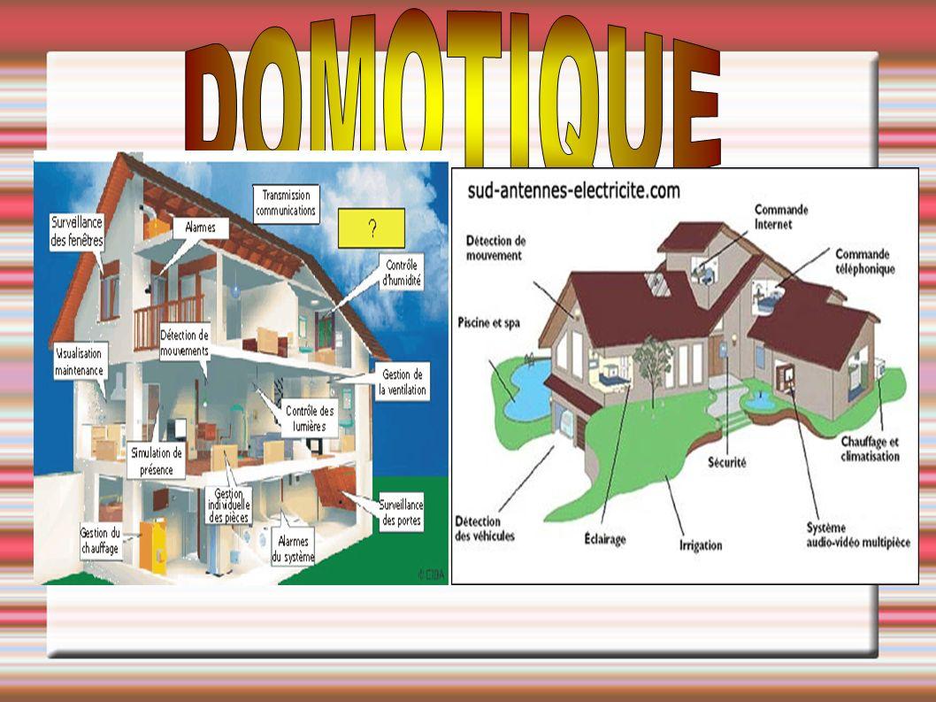 La domotique apporte du confort au quotidien, la communication est améliorée tout comme la sécurité et la gestion d énergie