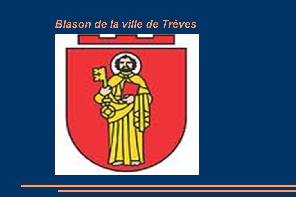 Blason de la ville de Trêves