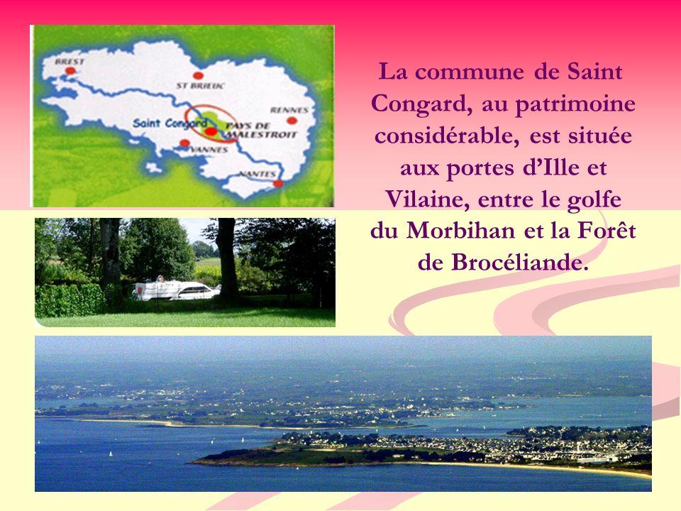 Séjour à SAINT CONGARD (56) Cette Merveilleuse Bretagne… www.gite56.com Gîte Rand'eau 21, Route De Redon 56140 Saint-Congard Tél : 02 99 08 07 08 Mobi