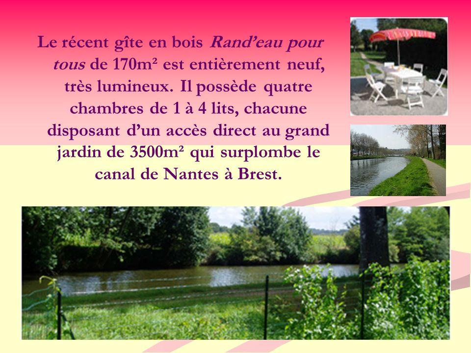 La commune de Saint Congard, au patrimoine considérable, est située aux portes dIlle et Vilaine, entre le golfe du Morbihan et la Forêt de Brocéliande