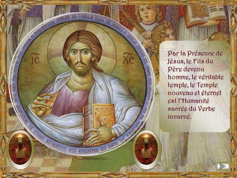 « Détruisez ce temple et en trois jours je le rebâtirai ! » (Jn 2, 19) Après la mort de Jésus sur la Croix, le rideau du Temple se déchire. Le corps r