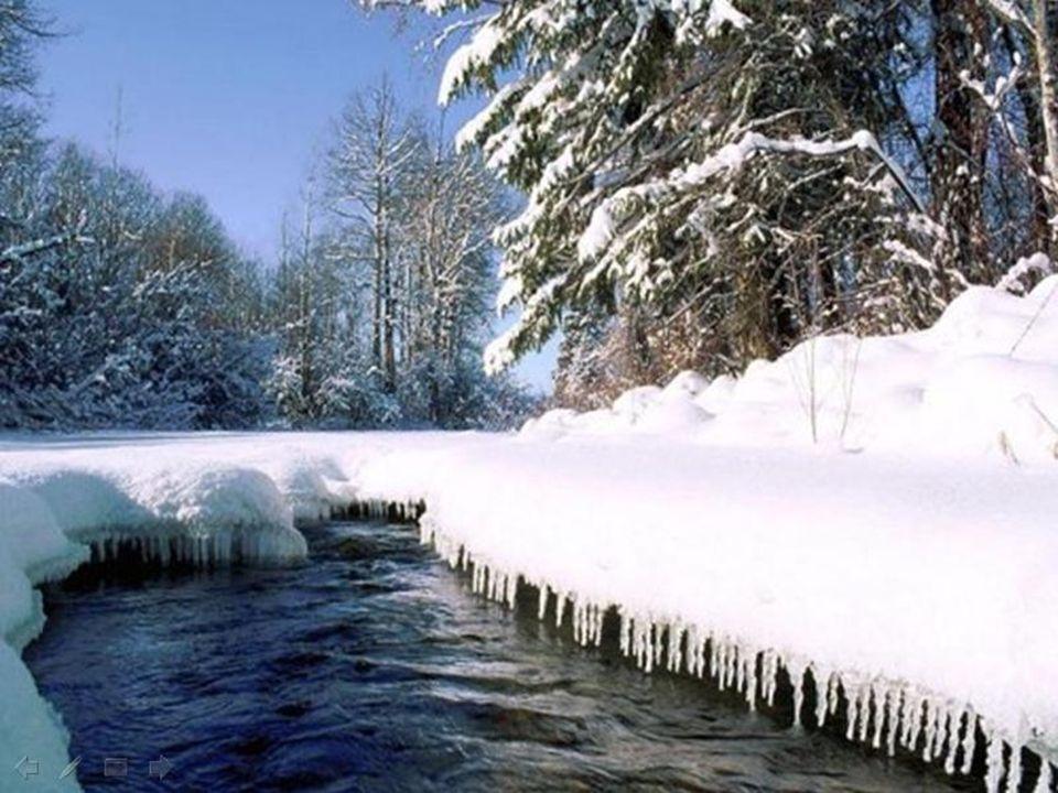 Voilà quenfin lhiver arrive à son tour Avec sa froidure et ses jours trop courts.