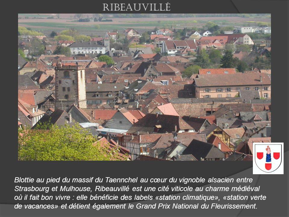 Bergheim Bergheim, superbe village de la route des vins, entouré de ses remparts, reste encore relativement préservé des touristes. Le centre ville co