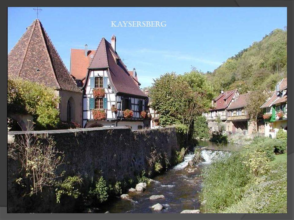 Histoire de Kaysersberg La première mention de Kaysersberg remonte à 1227. Cette année là, le roi Henri VII, fils de Frédéric II de Hohenstaufen, rach