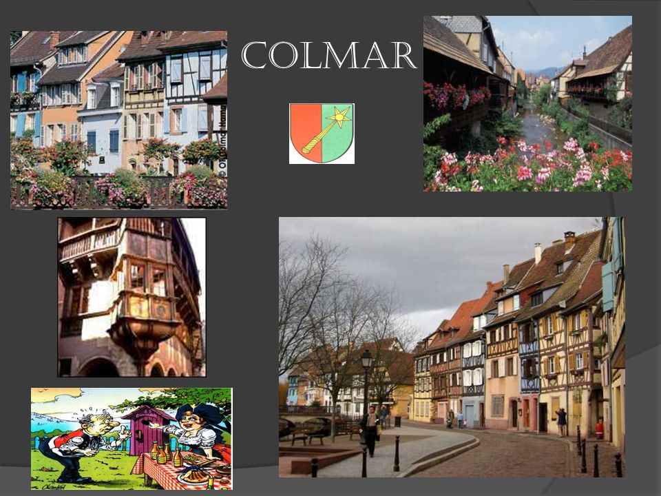 Turckheim TURCKHEIM, cité viticole De tout temps, les vins de Turckheim, comptent parmi les plus réputés du vignoble alsacien, et ce grâce à son célèb