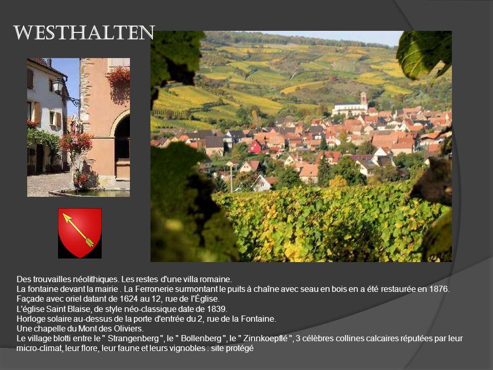 Rouffach A Rouffach, l'ancienne capitale du Haut Mundat, on entre de plain-pied dans l'histoire si riche et particulière de l'Alsace. Là où la plaine
