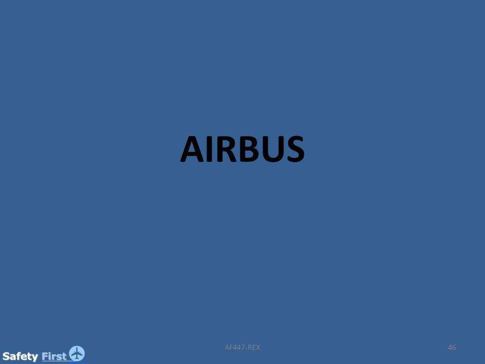 46 AIRBUS AF447-REX