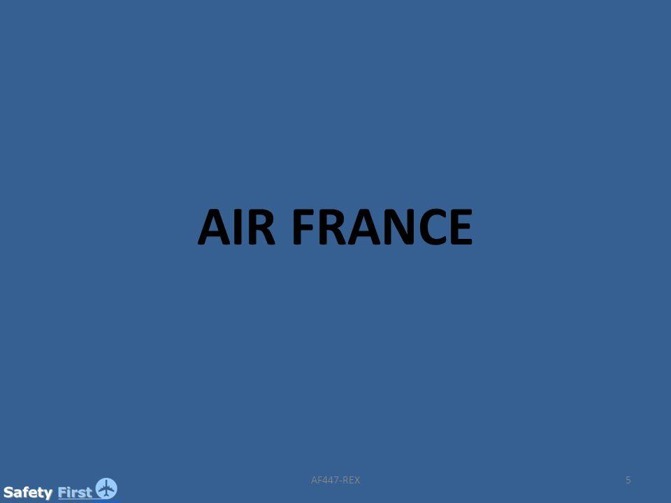 AIR FRANCE 5AF447-REX