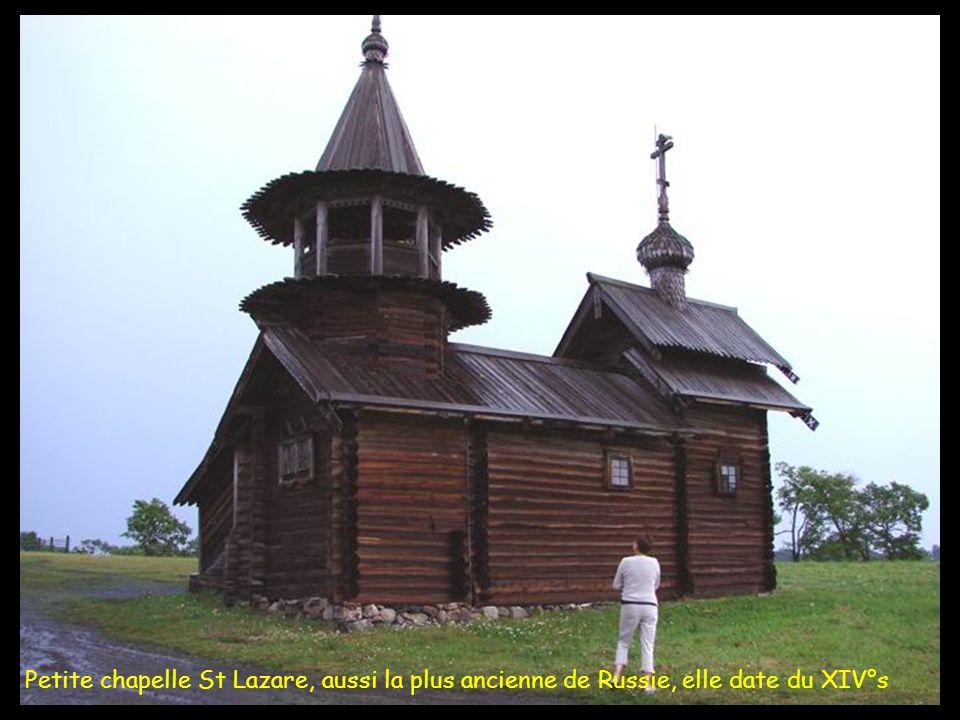 Voilà le plus ancien moulin de toute la Russie