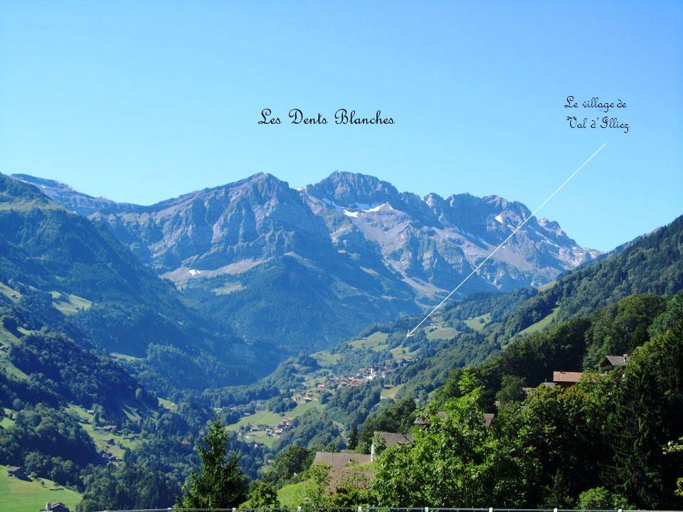 Troistorrents, est une commune Suisse du canton du Valais.